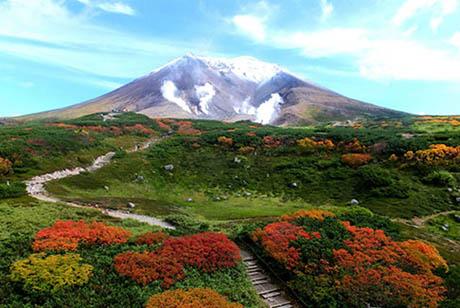 旭岳写真1