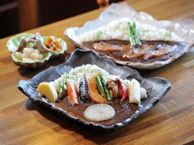 カレーアンドカフェ ウッディ・ライフの料理写真