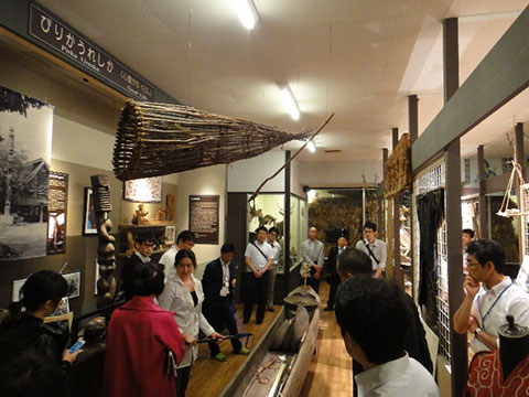 川村カ子トアイヌ記念館写真3