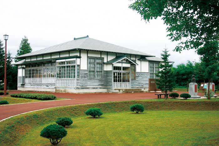 上富良野町開拓記念館の写真