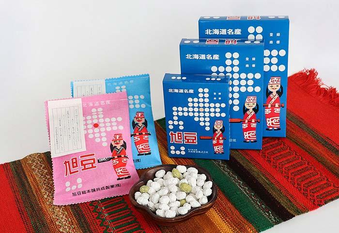 旭豆(共成製菓)の写真