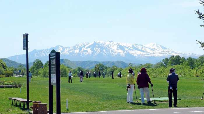 きのこの里パークゴルフ場の写真