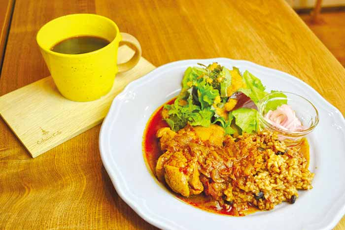 Calmiss Caféの写真