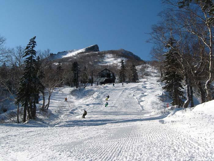 黒岳スキー場の写真