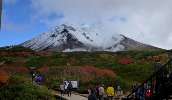 旭岳ロープウェイの写真4