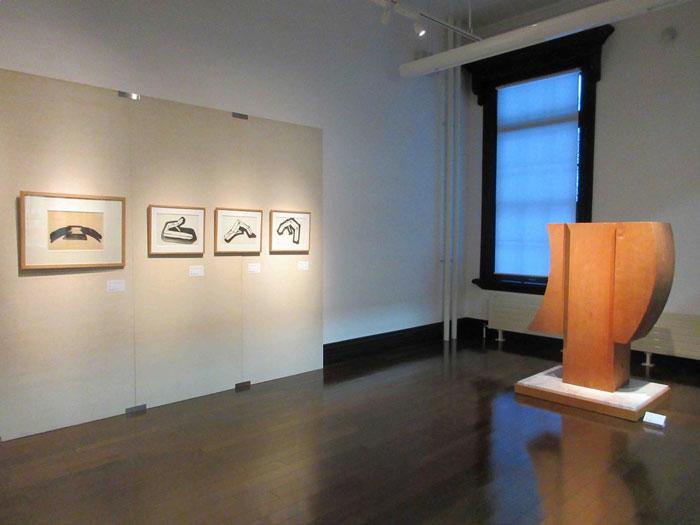中原悌二郎記念旭川市彫刻美術館ステーションギャラリーの写真2