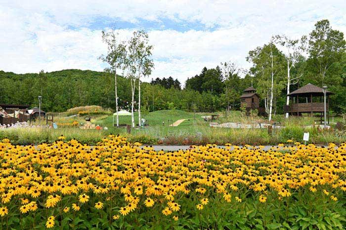 くるみなの庭の写真
