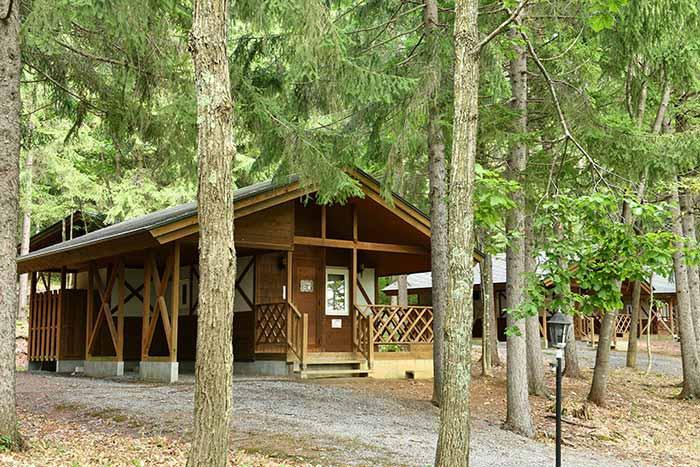 とうま山キャンプ場の写真2